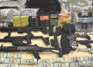 How the Gulf Cartel, Juárez Cartel and the Sinaloa Cartel control the drug trafficking routes