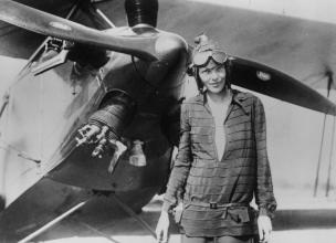 Amelia Earhart – the woman that changed aviation forever
