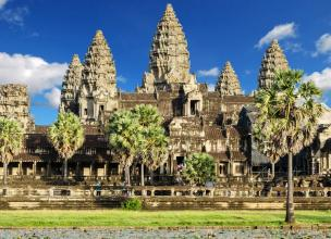 Angkor – The Lost City with the World's Largest Single Religious Monument