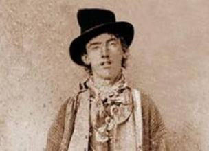 Billy The Kid – Legendary Outlaw subject of More than 50 Movies