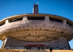 Buzludzha Monument – Abandoned UFO Cold War Monument