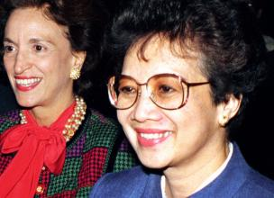Corazon Aquino - Legacy of First Female President in Asia