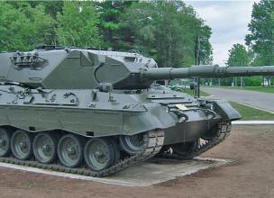 Leopard 1 – Germany's post WW II Battle Tank still in Use