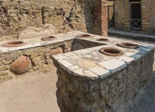 Life in Ancient Rome – Take Out Food!