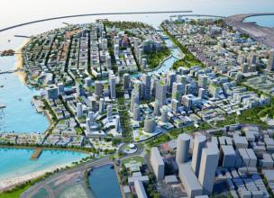 Porto City Colombo – Luxury Dubai Style City Built in Sri Lanka by Chinese Investment