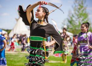 Pow Wow – Healing Traditional Tribal Dance