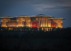 Tayyip Erdogan Lifestyle - The Palace of Dreams for the Turkish President