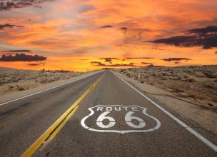 The long history of Route 66