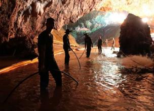 The Mystery of the Thai Cave