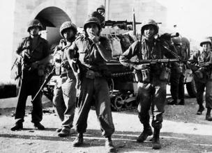 The Six Day War – Six Days Changed the Middle East