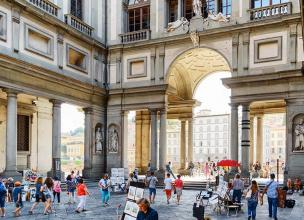 Uffizi Gallery – First Modern Art Museum in Europe