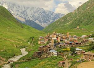 Ushguli – The Highest Inhabited Place in Europe
