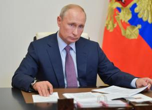 Vladimir Putin's Reign – Russia Going from Afterthought to a Military Powe