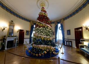 White House Christmas Tree Factsheet