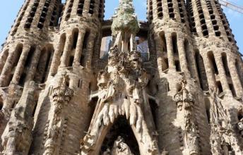 Will we live to see Antoni Gaudi's masterpiece, the Sagrada Familia?