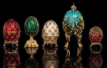Seven Famous Faberge Eggs