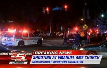 Shooting In Charleston Church South Carolina - 9 Dead