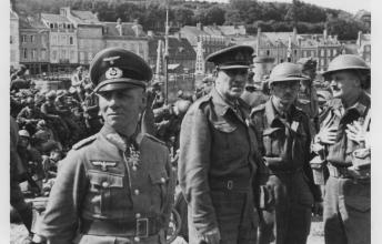 George S. Patton versus Erwin Rommel - The tactician's battle during World War II