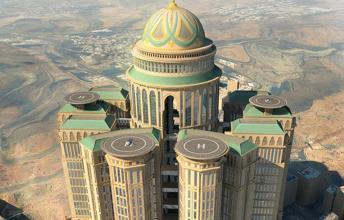 Saudi Arabia intends to turn Mecca into Las Vegas with project Abraj Kudai