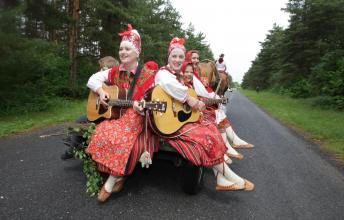 Kihnu in Estonia is the Only Island in the world where women have absolute power!