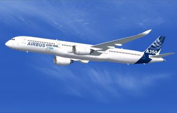 Airbus A350-1000: 335 million euros worth plane takes its first flight