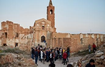 Belchite – The Ghost Town Serves as Reminder to Spain Civil War Tragedies