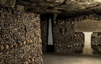 Catacombs of Paris – Fascinating and Scary at the Same Time