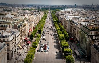 Champs-Elysees Quick Facts