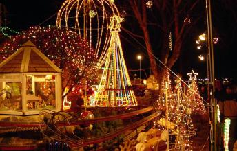 Christmas and New Year's Eve Celebrations around the World