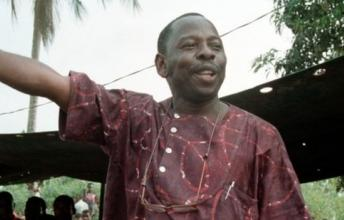 Ken Saro Wiwa – The Gandhi of Nigeria