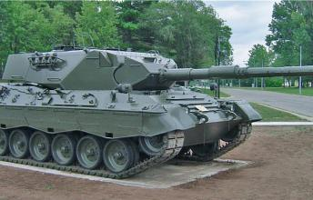 Leopard 1 – Germany's post WW II Battle Tank still in Use