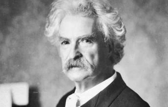 Mark Twain and the Halley's Comet - Writer predicting own death