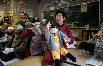 Nagoro, Village of the Dolls – Creepiest Places on Earth