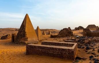 Pyramids of Sudan – The Forgotten Nubian Pyramids