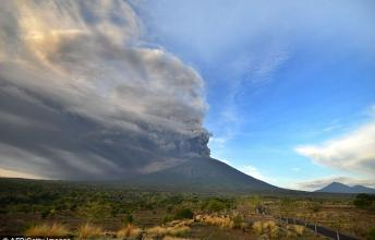 Remembering the last time Mount Agung erupted
