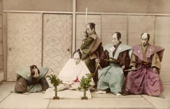 Seppuku – Five Things You Didn't Know About Japanese Suicide