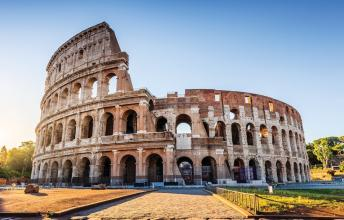 The Roman Colosseum – Largest Amphitheater to this day