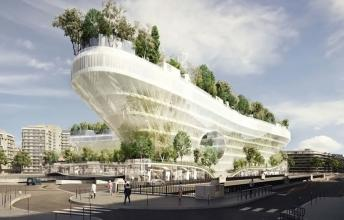 Thousand Trees Paris - The New Eco Symbol of Paris