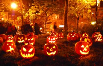 Top 9 Weird and Spooky Halloween Traditions