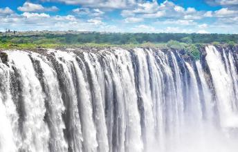 Victoria Falls – The Smoke That Thunders
