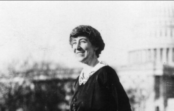 Who Was Jeannette Rankin? First Woman in the US Federal Office