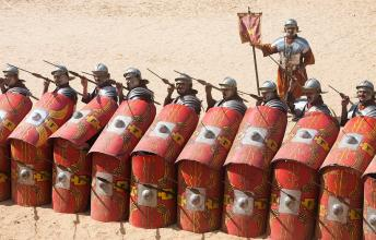 Why Were Romans so Good in Battle? Best Roman Military Tactics