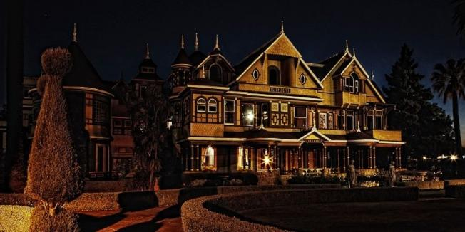 The Winchester Mystery House – One of the most peculiar homes in the world