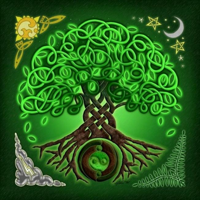 Celtic Mythology The Tree Of Life And Other Symbols We See Every