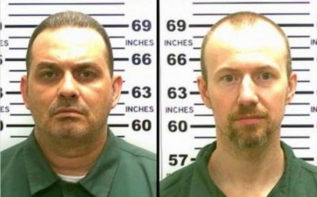 Two Murderers Escape Prison in New York