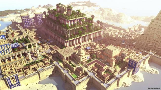 Everything you need to know about babylon the legendary Architecture perse