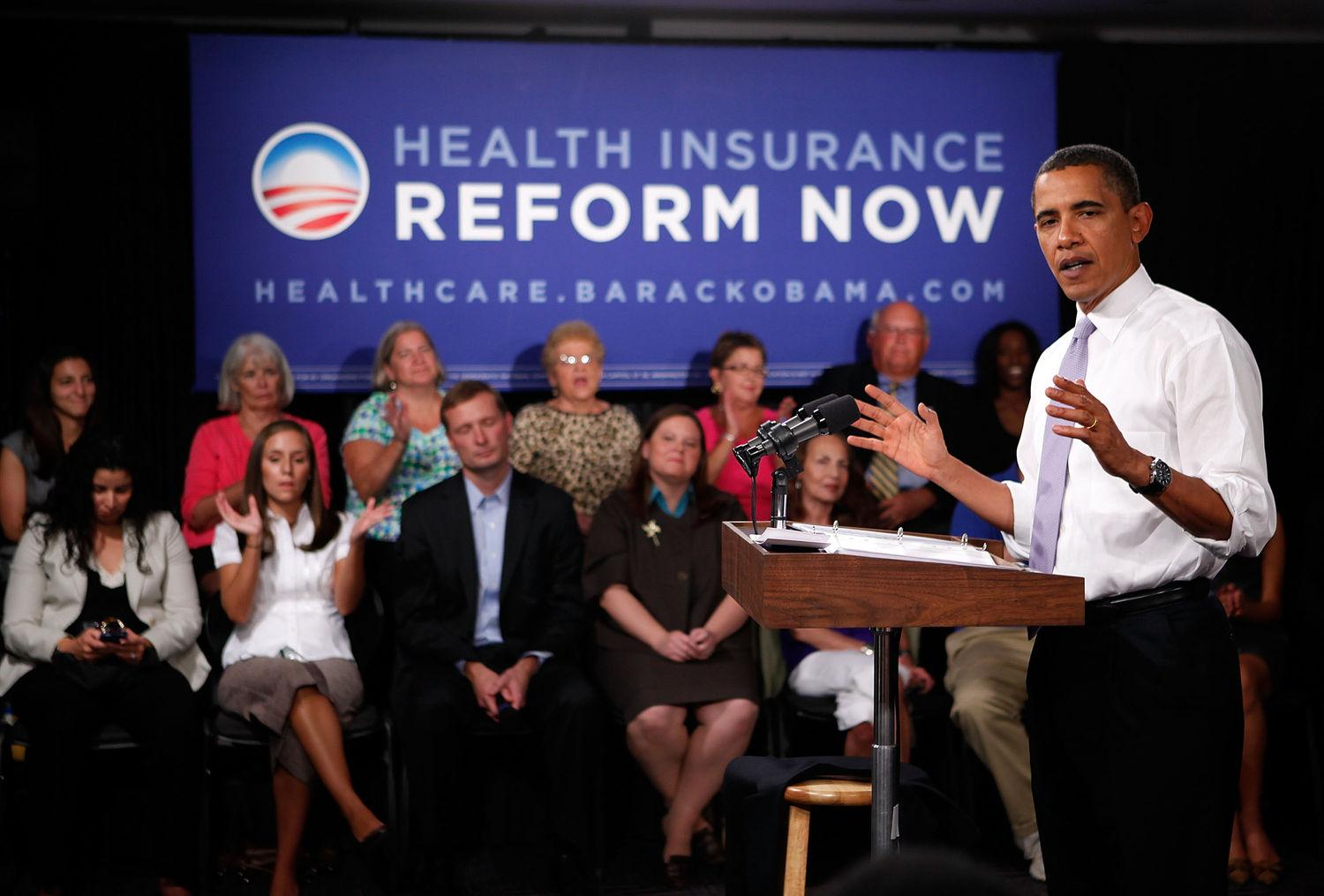 The History of Obamacare - How president Obama reformed the health system in the USA