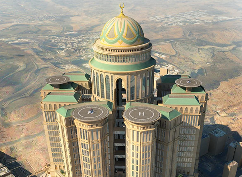 Saudi Arabia intends to turn Mecca into Las Vegas with project Abraj Kudai