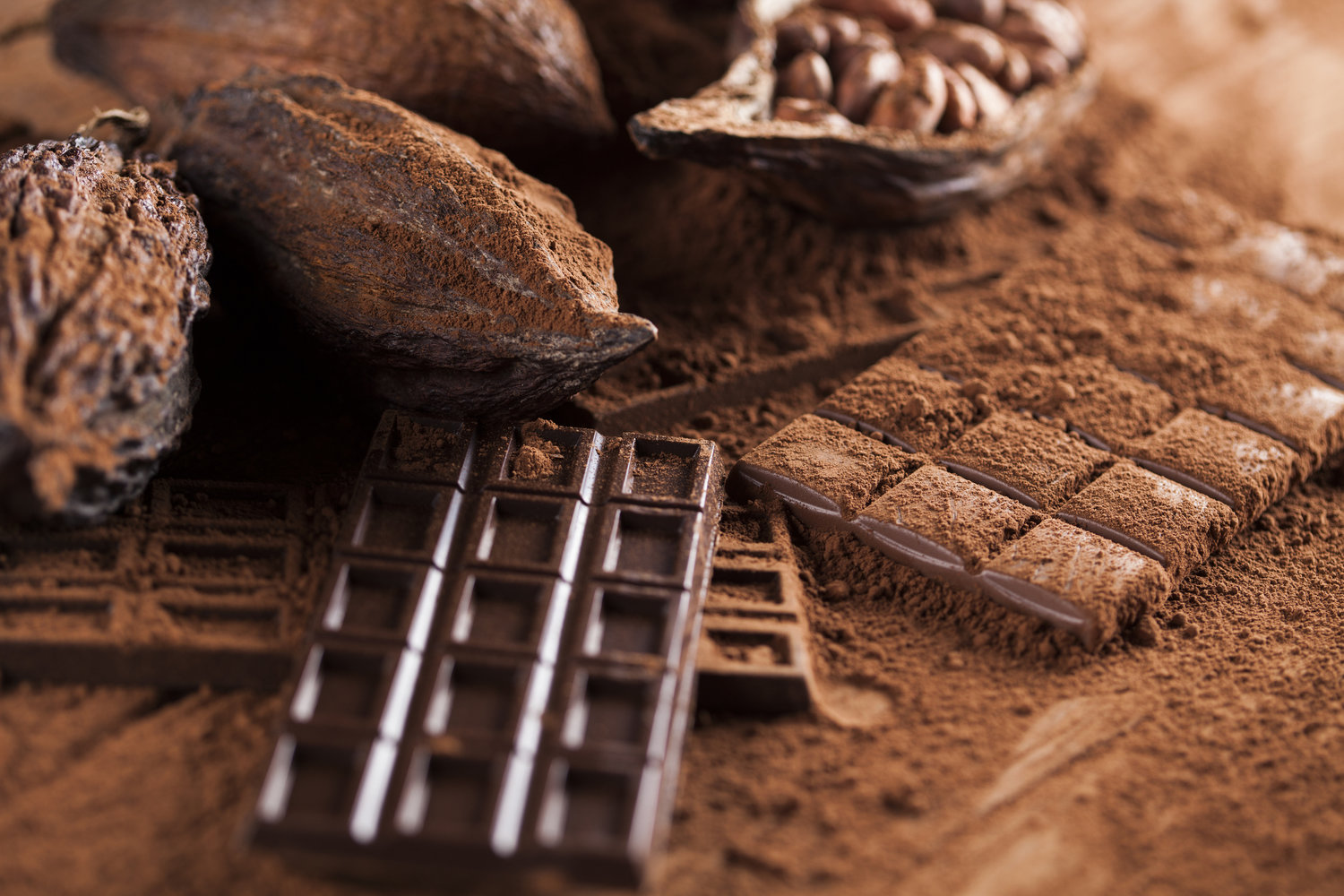 8 Unexpected uses of chocolate