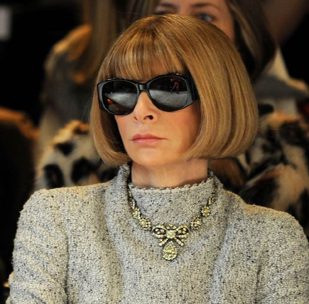 Anna Wintour – The Woman behind the Sunglasses